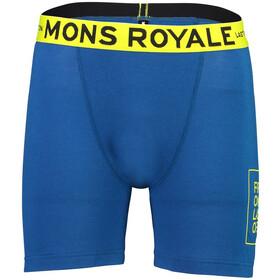 Mons Royale Hold 'em Boxer Men oily blue